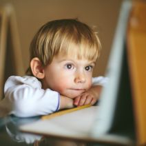 Tip of the Week: 4 Ways to Maybe Get Work Done on Your Laptop With a Toddler Nearby