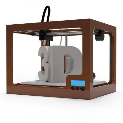 3D Printing: The Alpha Version Replicator