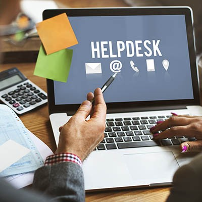 How Our Help Desk Benefits You