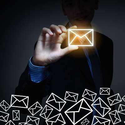 Tip of the Week: Five Ways to Manage Your Email Effectively