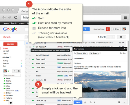 Tip of the Week: Ease Your Email Anxiety with MailTrack - Network